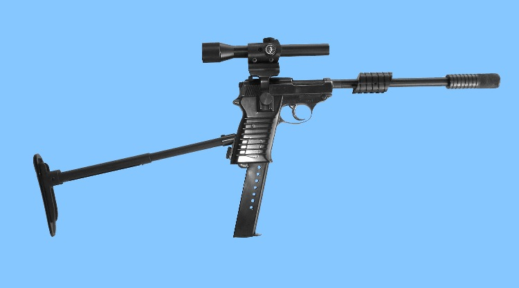 UNCLE SPECIAL CARBINE by TheUncleGun.com