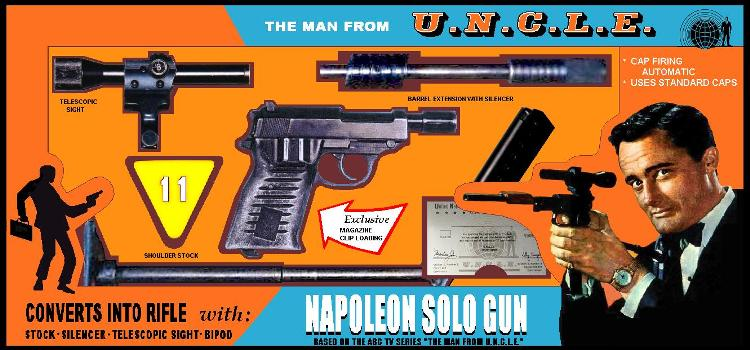 The One You Really Wanted For Christmas 1964 by Ed Maggiani