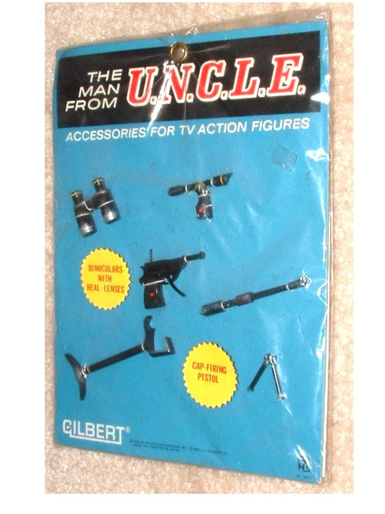 Gilbert UNCLE Carbine